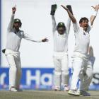 3rd Test: Pakistan's Shah takes fifer but Lanka dominate