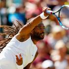 Dreadlocked Brown's Wimbledon exit disappoints fans