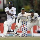 Captain Mathews puts Sri Lanka in driver's seat