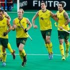 World Hockey League: Australia strike late to sink Belgium to win title