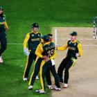 Leie shines on debut, South Africa clinch T20 series in Dhaka