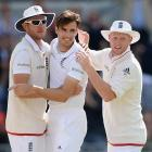 Edgbaston Test: Finn's five-for put England on brink of victory