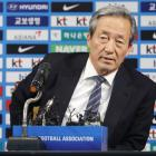 South Korea's Chung running for FIFA president