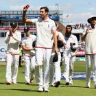 Australian tail wags, England need 121 to win third Test