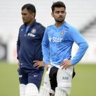 Ganguly keen to see how two captains theory works for India