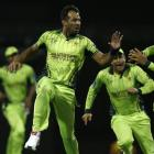 Riaz's all-round show helps Pakistan edge past Zimbabwe