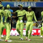 PHOTOS: Pak keep quarters hope alive with narrow win over Zim