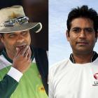 Aaqib vs Waqar -- World Cup turns friends into foes!