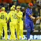 PHOTOS: Warner, Maxwell star as Australia thump Afghanistan