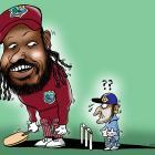 The doosra: It's Team India against Chris Gayle