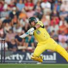 Australia fear nothing, even defeat, says Finch