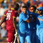 PHOTOS: India pack off West Indies for 182
