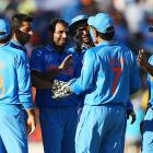 Shami takes three as West Indies are bowled out for 182