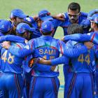 Test nations talking with Afghanistan about more matches