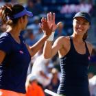 Miami Open: Sania-Hingis enter doubles semis