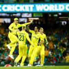 Australia haven't peaked yet, says skipper Clarke