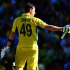 World Cup PHOTOS: Smith stars as Australia down India to reach final
