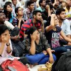 'Heartbroken' fans accept end of India's reign