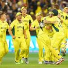 Australia trounce New Zealand for fifth World Cup