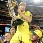 Clarke dedicates World Cup triumph to 'little brother' Hughes