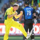 Faulkner is man-of-the-match; Starc player of the tournament
