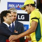 Tendulkar draws loudest applause at the MCG