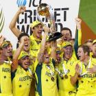 PHOTOS: Clarke bows out on a high as Australia win 5th World Cup