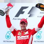 Ferrari's Vettel storms to victory in Malaysia Grand Prix