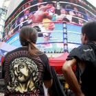 Filipinos take Pacquiao loss hard, demand rematch