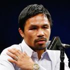 Pacquiao faces possible sanctions for hiding shoulder injury