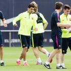 Battle of tactics as Barca and Bayern go head to head