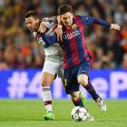 Champions League: 77 -- Messi and the magic number