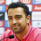 Barca's midfield magician Xavi to bid adieu to boyhood club