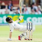 1st Test, Day 2: New Zealand make England toil