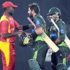 Cricket returns! Pakistan beat Zimbabwe for emotional victory