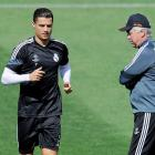 Ronaldo tweets his support to under-fire Real Madrid coach Ancelotti