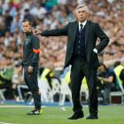 Real Madrid sack coach Ancelotti