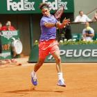 French Open PHOTOS: Federer breezes through first round