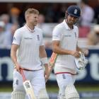Cook and Root lead England revival