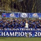 Mumbai Indians demolish CSK to win second IPL title
