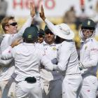 PHOTOS: India v South Africa, 3rd Test, Day 1