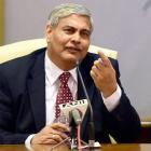 ICC chief Manohar slams 'bullying' by 'Big Three'