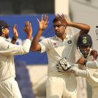 Ashwin reveals plans for Day III as India eye series win