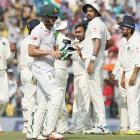 PHOTOS: India vs South Africa, 3rd Test, Day Three
