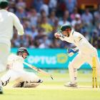 How to counter Aussie sledging?