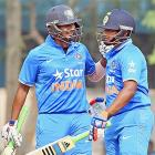 Sarfaraz stars as India clinch Under-19 tri-series title