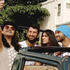 SPOTTED! Cricketers with their better halves at Tadoba National Park