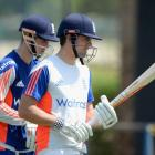 England yet to decide on Cook's opening partner against Pakistan