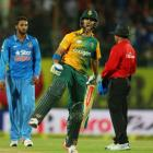 Duminy steals Rohit's thunder as South Africa draw first blood