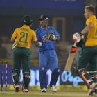 Crowd trouble mars Cuttack T20I as India lose to SA